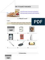 24122 How to Make Pancakes