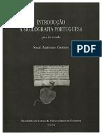 Introdução à Sigilografia Portuguesa