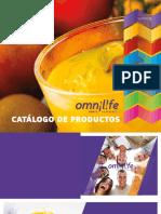 Catalogo Omnilife Panama