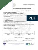 Form a to Solicit Ud Liberacion Integral 2014