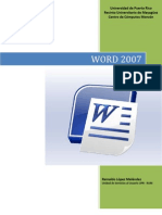 word 2007 (6 y 7 mo)