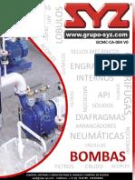 Catalogo Syz- Bombas v0
