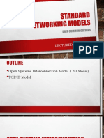 Standard Internetworking Models
