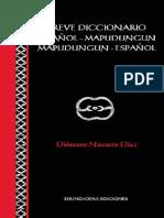 Diccionario Mapudungun d Navarro Serindigena
