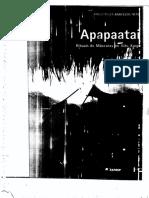 Barcelos Neto - Apapaatai - Rituais de Máscaras no Alto Xingu.pdf