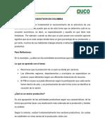 2. Sectores Productivos en Colombia