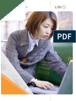 LSI Product Selector Guide Rev Jan10 FIN