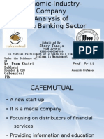 EIC Analysis – Banking Industry