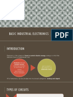 Basic Industrial Electronics