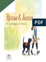 Rescue and Jessica Press Release