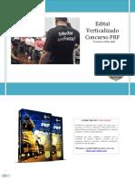 Edital Verticalizado PRF
