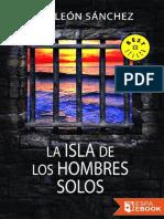 José León Sánchez-La Isla de Los Hombres Solos