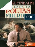El Club de Los Poetas Muertos - N. H. Kleinbaum