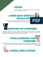 5 Common Dance Injuries