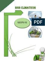 Cambio Climatico (Impacto Ambiental)
