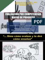 Clase 5 Evaluación Por Competencias - Mapas de Progreso