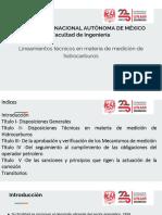 Legislación- Lineamientos Tecnicos Medicion de Hcs