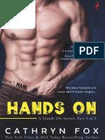 01. Hands on - Cathryn Fox