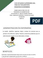 Administracion en Enfermeria