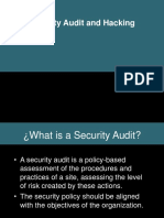 Chapter 5 - Security Audit and Hacking