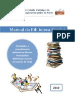 Manual Da Biblioteca Escolar