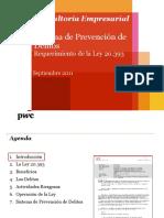 Seminario Responsabilidad Penal Personas Juridicas 09 2011