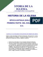 1. Siglo I-III