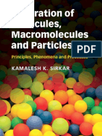 Separation of Molecules, Macromolecules and Particles - Principles, Phenomena and Processes (2014)