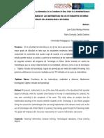 Análisis de la enseñanza de  las matemáticas en los estudiantes de obras civiles en la modalidad a distancia (Universidad Pedagógica y Tecnologica de Colombia)