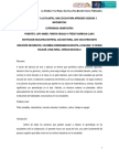 Las hortalizas y las plantas, una excusa para aprender matemáticas y ciencias (Colegio Rural José Celestino Mutis. Bogotá)