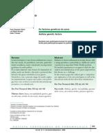 Os factores genéticos da asma.
