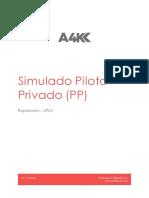 Simulado Piloto Privado 1