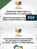 Presentacion Drogas Intervencion