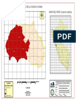Mapa de Zonas Sismicas Cuenca Casma Condori Diana