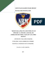 Monografia Final Futbol