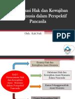 PKn 1-Harmonisasi Hak Dan Kewajiban Asasi Manusia Dalam Perspektif Pancasila