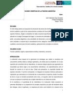 Representaciones semióticas en la enseñanza de la función cuadrática (Colegio Champagnat, Ibagué)