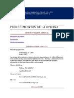 Diseño de Pagina A