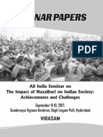 All India Seminar on The Impact of Naxalbari on Indian Society