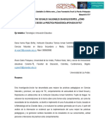 Comportamientos sexuales saludables en adolescentes, ¿cómo fomentarlos desde la práctica pedagógica apoyada en TIC?  (Universidad de los Andes)