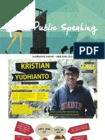 Public Speaking Dan Relation