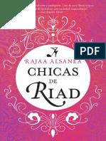 Las Chicas de Riad - Rajaa Alsanea