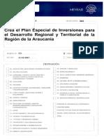 Proyecto Araucanía