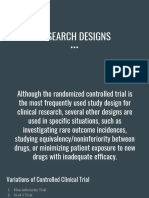 4 Research Designs