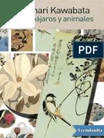 Kawabata, Yasunari - Sobre Pájaros y Animales