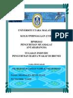 Pen Gurus An Harta Wakaf Di Brunei