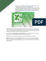 Desproteger Ojas Excel