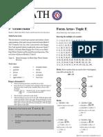 module 2 topic e - grade 5