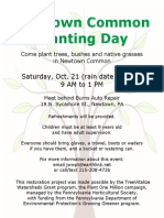 TreeVitalize Poster