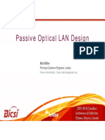 Passive Optical LAN